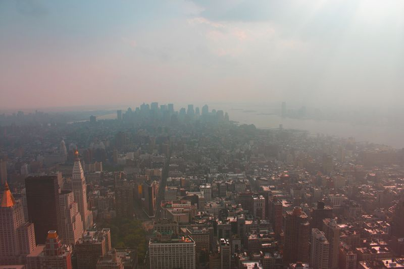 New_york_city_haze