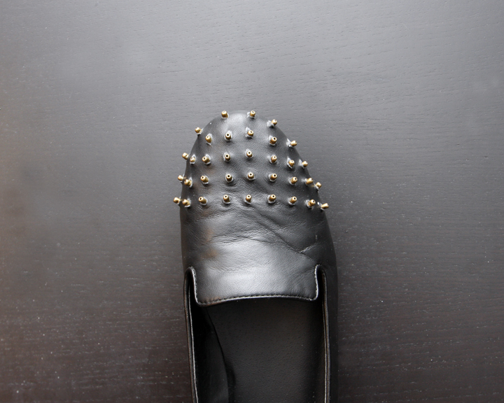 Diy_studded_loafers_step4
