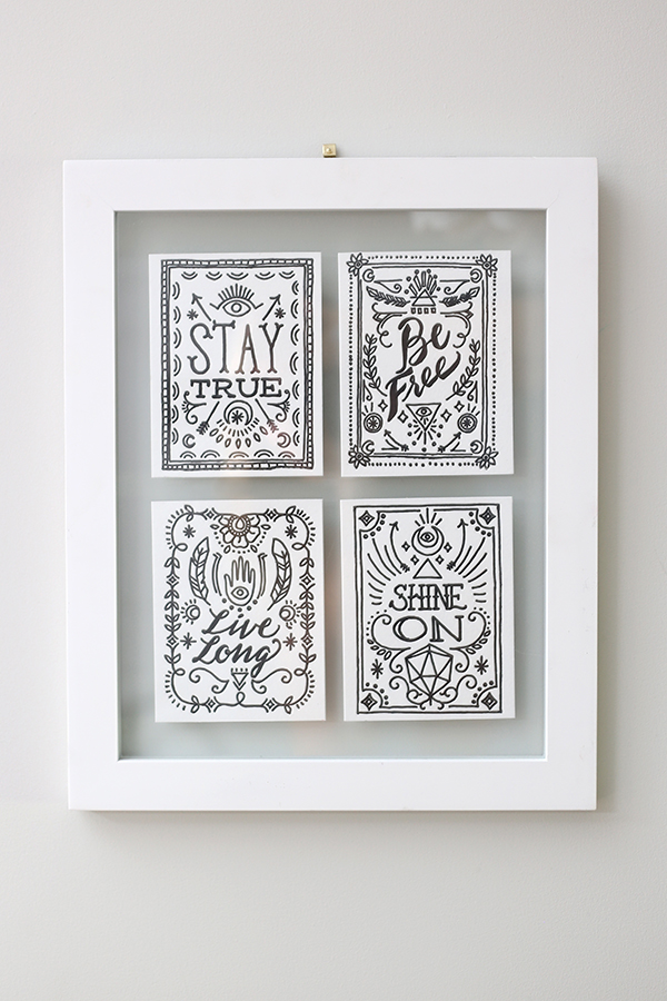 Framed_mantra_cards_blog